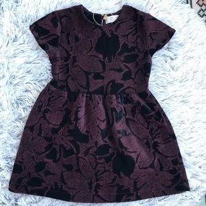 Zara Girls Dress 4 NWOT